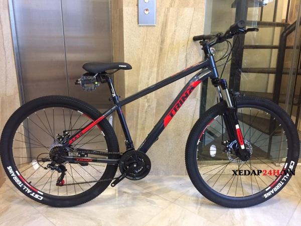 Mua xe đạp thể thao TrinX TX18 27.5 2021 khung nhôm 21 tốc độ phanh đĩa thể thao