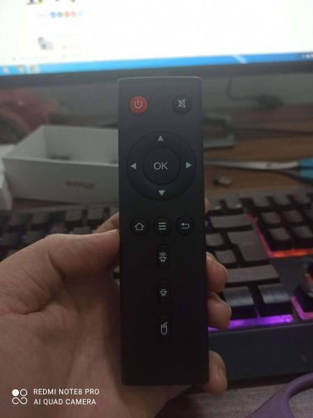 Bảng giá Điều khiển hồng ngoại Remote IR cho Android TV Box của hãng Tanix như TX3 mini TX5 TX9 Pro TX92. HÀNG CHÍNH HÃNG