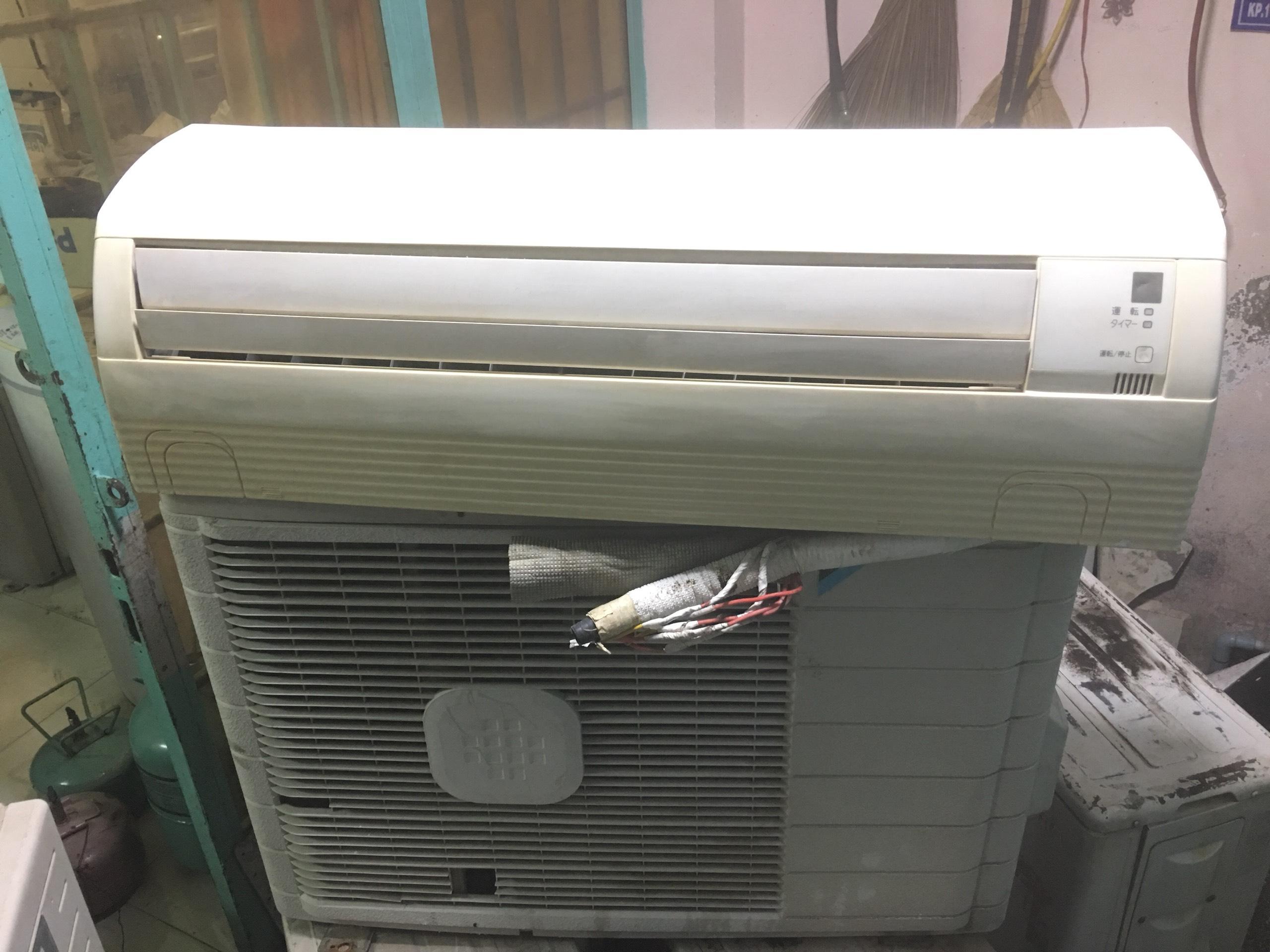 Bảng giá Máy lạnh cũ giá rẻ tiết kiệm điện Daikin 1HP inverter nội địa - bao lắp đặt(chỉ nội thành HCM)