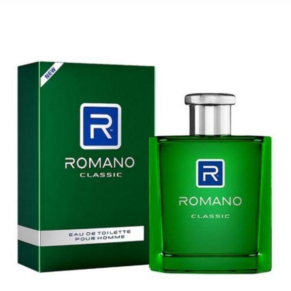 NƯỚC HOA CAO CẤP ROMANO CLASSIC 100ml. Hương thơm mạnh mẽ lưu giữ lâu.