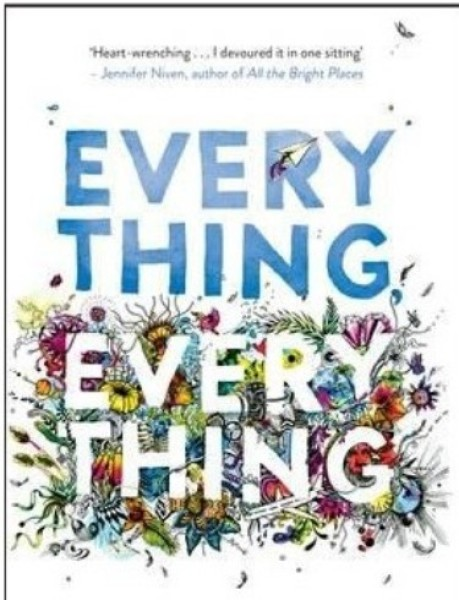 Sách/ Truyện Tiếng Anh: EVERYTHING EVERYTHING - Nicola Yoon