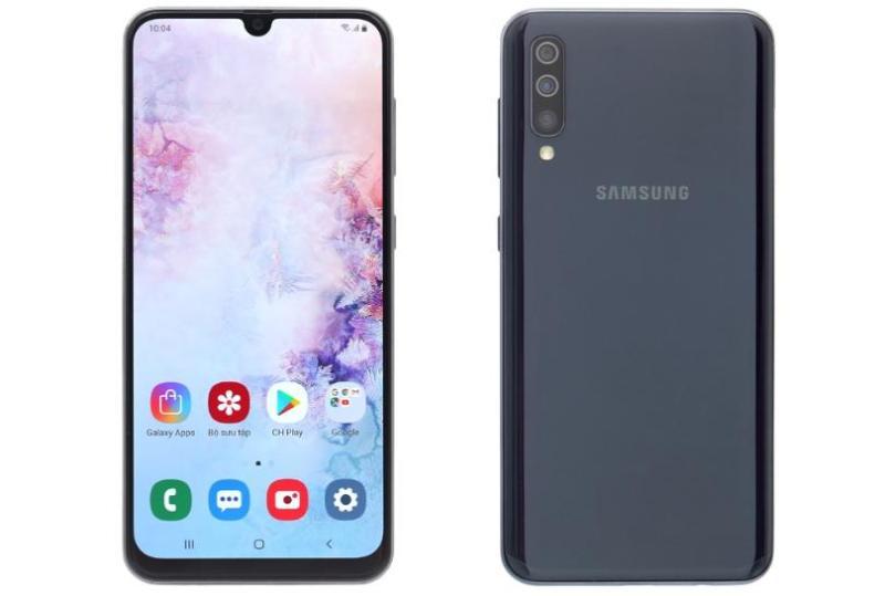 Điện thoại Samsung Galaxy A50 4GB/64GB - Hãng phân phối chính thức