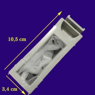 Lưới Lọc Máy Giặt Panasonic 10,5cm 3,4cm (Túi Lọc Rác Máy Giặt Panasonic Chính Hãng ) thumbnail