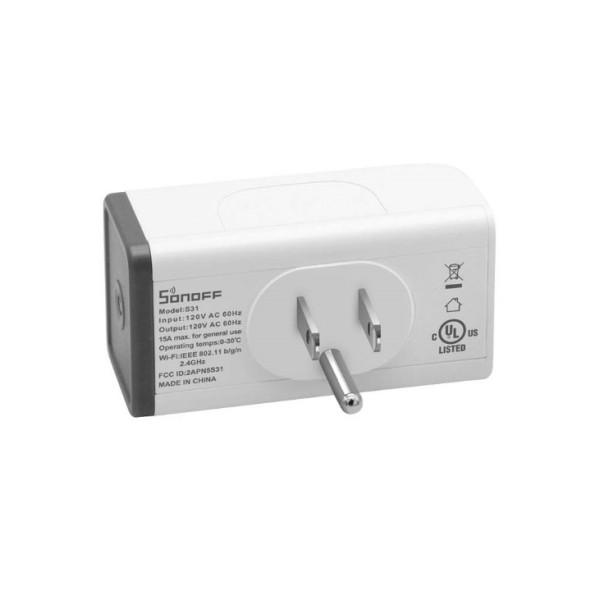 Phích cắm WiFi đo điện năng tiêu thụ S31TBP-US