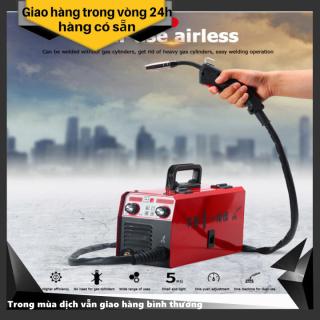 Máy hàn Mig không khí chuyên dụng - Máy hàn MIG 275 MINI + tặng phụ kiện 1kg dây hàn, bép hàn, mỡ hàn mig thumbnail