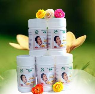Bột Mầm Đậu Nành X5, bổ sung Collagen, Betaglucan (hộp 500gr) thumbnail