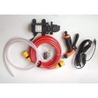 Bộ Máy bơm rửa xe tăng áp lực nước mini, phun sương,... thumbnail