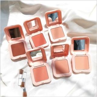 [BỀN MÀU] Phấn má hồng đơn sắc Color Geometry - CAVALI - Tone màu cam và hồng dễ thương thumbnail