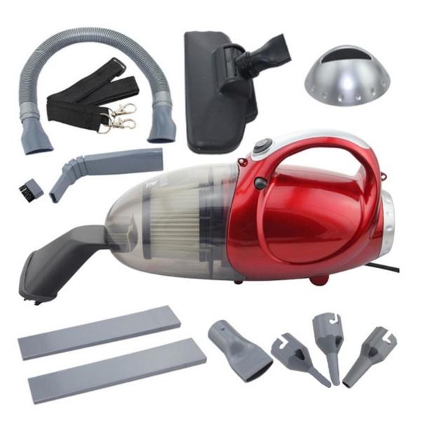[Giảm 7% tối đa 500K]_[HÀNG XỊN] Máy hút bụi đa năng 2 chiều Vacuum Cleaner JK8 (Đỏ)