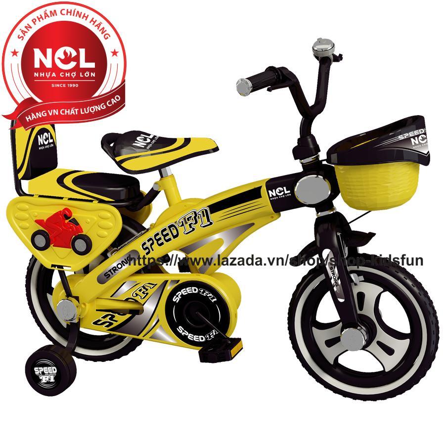Mua Xe đạp trẻ em Nhựa Chợ Lớn 14 inch K100 - M1750-X2B