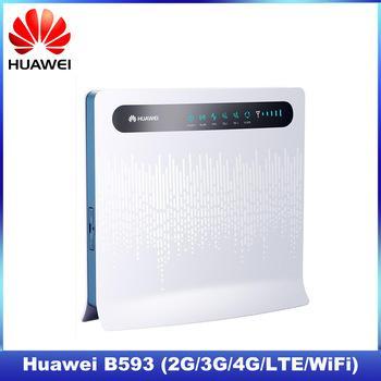 Bộ Phát Wifi Huawei 4G B593 Tốc Độ Cao