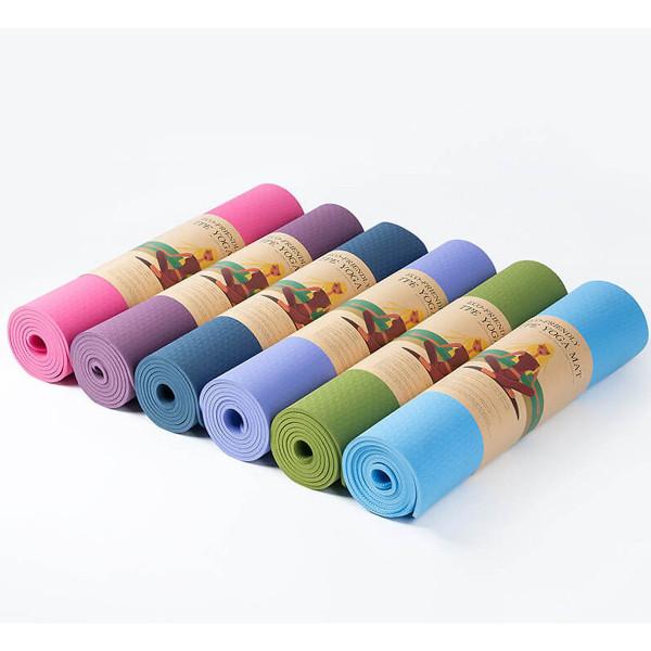 Thảm Yoga 2 Lớp Siêu Bền