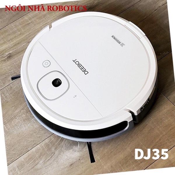 ECOVACS DEEBOT DJ35 - NEW 100% - HÀNG CHÍNH HÃNG