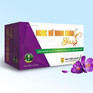 Ngọc Nữ Minh Châu Gold Viện Quân Y Cải Thiện Sinh Lý Nữ thumbnail