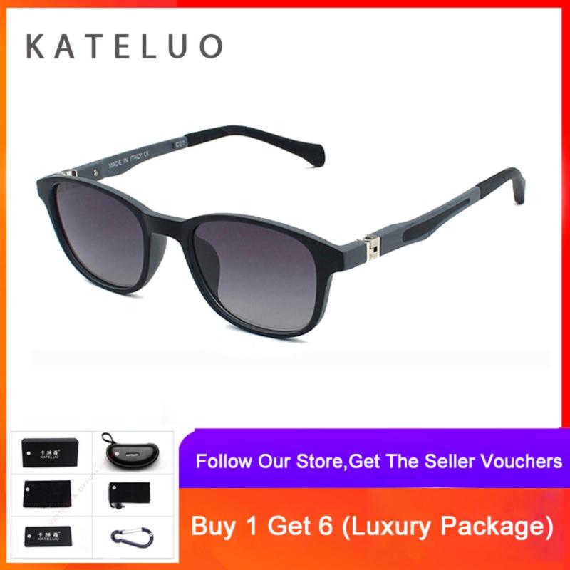 Giá bán KATELUO TR90 Childrens Polarized Kids baby children sunglasses UV400 sun glasses boy girls cute cool glasses S1022