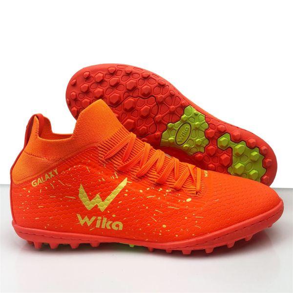 Giày đá bóng Wika Galaxy đã khâu đế đủ size, giày bóng đá sân cỏ nhân tạo chính hãng