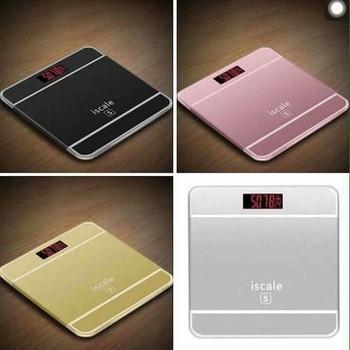 Cân sức khỏe điện tử ISCALE SE 180kg nhập khẩu