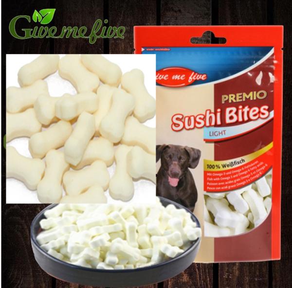 Xương sữa bổ sung canxi, thơm miệng cho chó 100gr