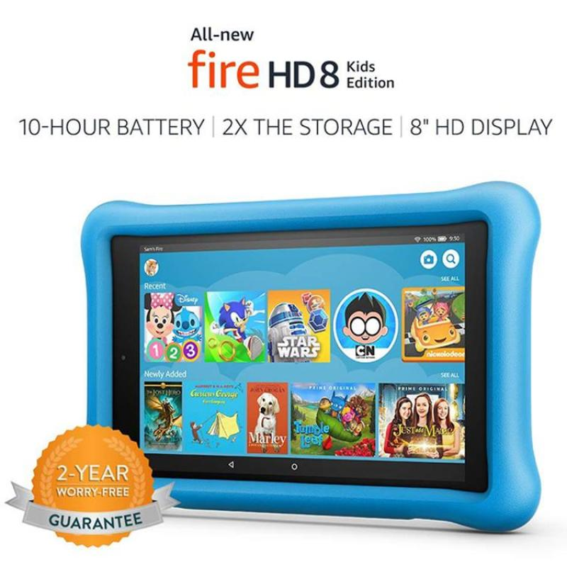 Máy tính bảng Kindle Fire HD 8 Kids Edition - 32GB