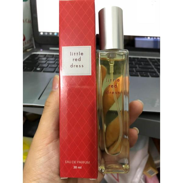 [30ml] Nước Hoa Nữ Little Red Dress - ( Đỏ)