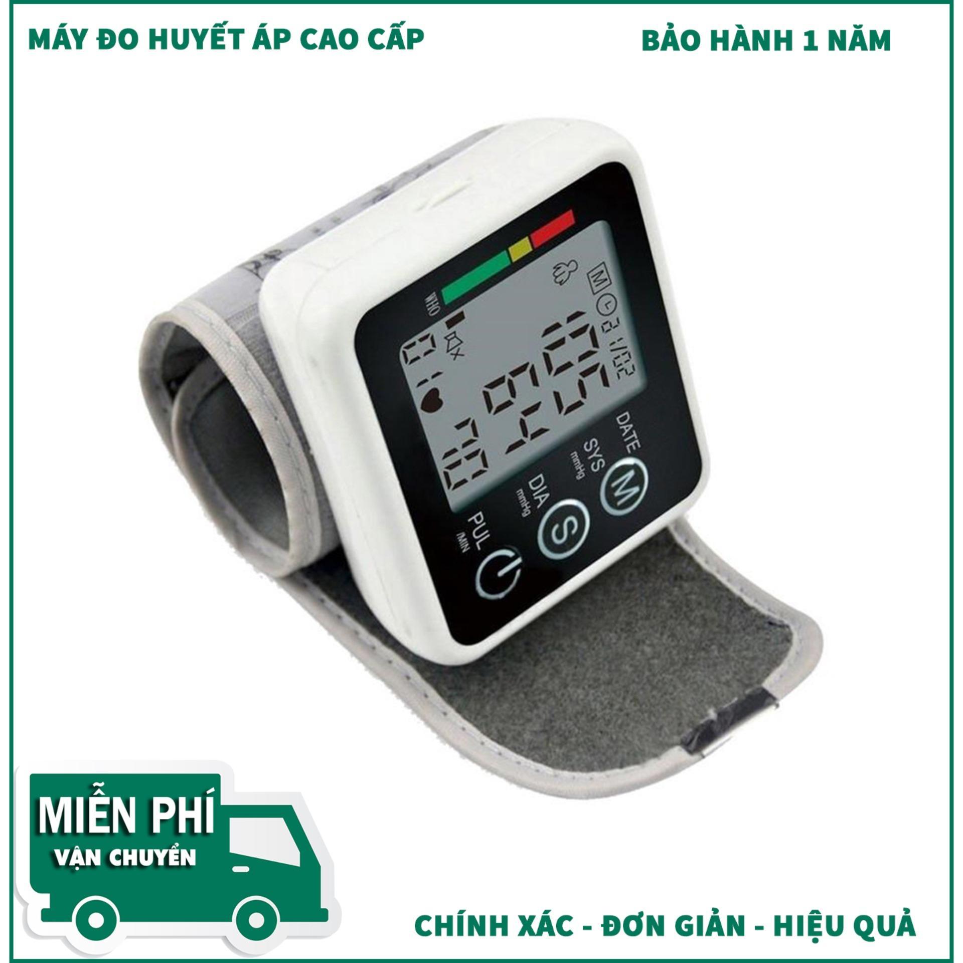 May do huyet ap, May do huyet ap co tay, Máy đo huyết áp điện tử của Nhat, Thuốc chữa huyết áp cao - Máy đo huyết áp điện tử, chính xác, dễ sử dụng  - Mã BH 1292