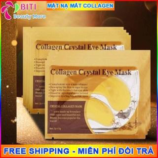 [CAO CẤP] 10 Miếng Mặt Nạ Mắt Collagen Crystal Eye Mask Biti Shop, làm sáng da, chống lão hóa, dưỡng ẩm, xóa nếp nhăn - Mặt nạ mắt nội địa trung BitiShop thumbnail