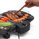 Bếp nướng điện BBQ Electric Barbecue Grill 2000W (Đen)