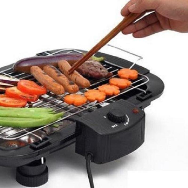 Bảng giá Bếp nướng điện BBQ Electric Barbecue Grill 2000W (Đen) Điện máy Pico