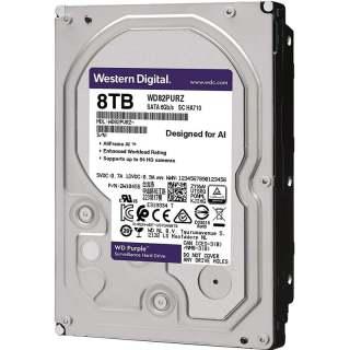 [Xả Kho-Ưu Đãi Lớn].Ổ cứng HDD Western Purple 8TB , 7200RPM, 256MB HDD mới.DNGTech DT18.Chất lượng cao . [HÀNG CHÍNH HÃNG] Chuẩn giao tiếp SATA3. (Ổ Cứng Chuyên Dụng Cho Camera, Máy Tính Để Bàn) thumbnail