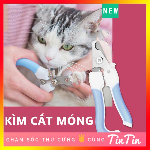 Bộ Kìm Cắt Móng Cho Chó Mèo