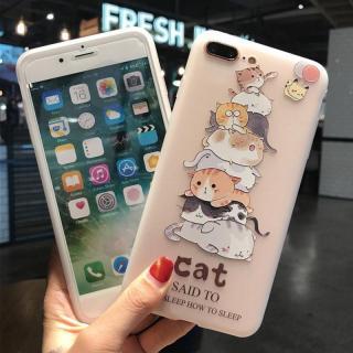 Ốp iphone ốp lưng những chú mèo dễ thương Cat SAID to cho iPhone 6s 6Plus 6sPlus 7 7Plus 8 8Plus X XS xr xsmax 11 11 pro 11 pro max 12mini 12pro 12promax 12 a40e thumbnail