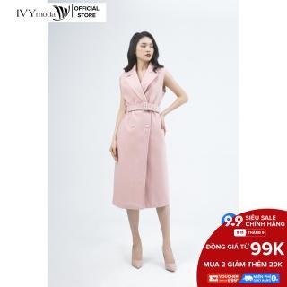 Áo khoác nữ IVY moda MS 79M4974 thumbnail