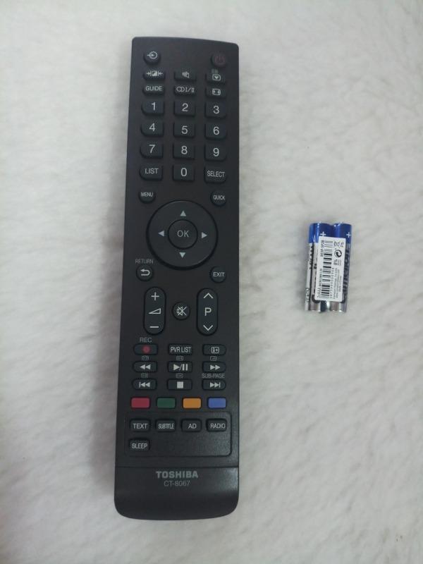 Bảng giá Điều Khiển Tivi Toshiba Tc-8067 ( Hàng Chính Hãng Mới