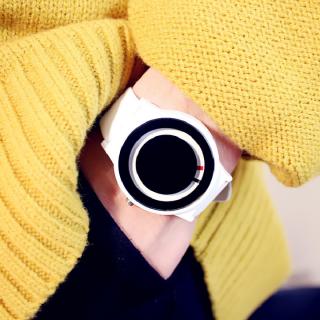 ( Tặng thêm 1 viên pin trị giá 20k ) Đồng hồ Sport mặt kim cá tính thumbnail