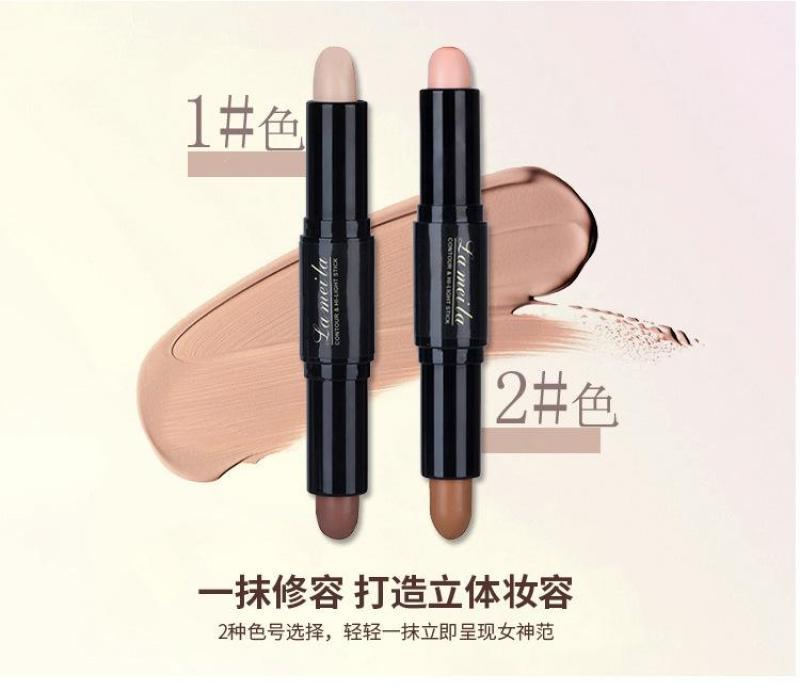 Bút Tạo Khối Và Che Khuyết Điểm Lameila Contour & Hi-Light Stick