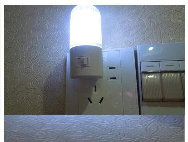 đèn LED 3W đèn ngủ ánh sáng ban đêm đèn cạnh giường ngủ