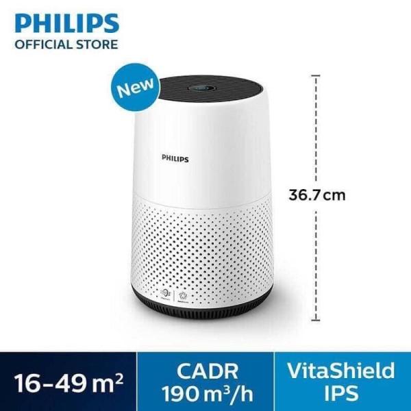 Máy lọc không khí Philips AC0820/10 làm sạch tự động, lọc 99.5% diện tích lên đến 49m2 bảo hành 2 năm toàn quốc