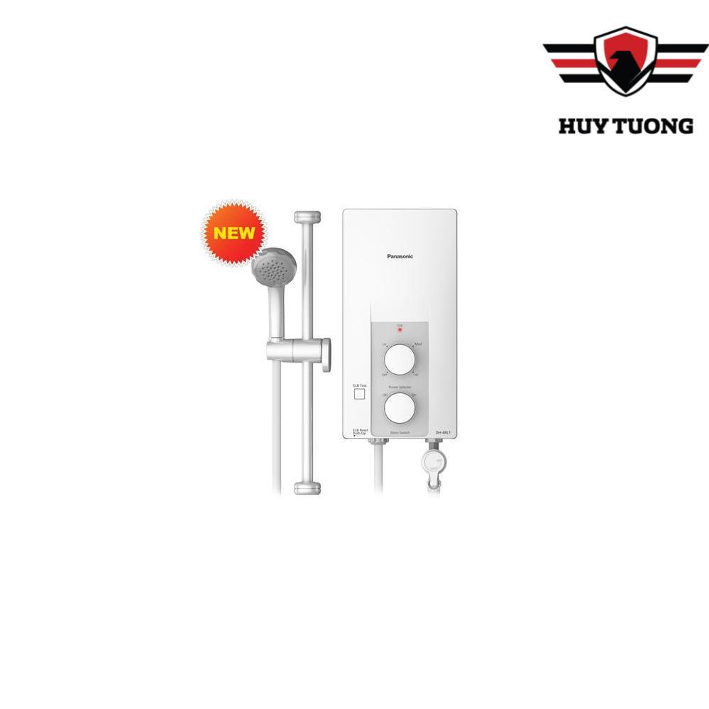 Máy nước nóng Panasonic 4,5kW 4RL1VW Mẫu mới ( Không có bơm trợ lực ) - Huy Tưởng
