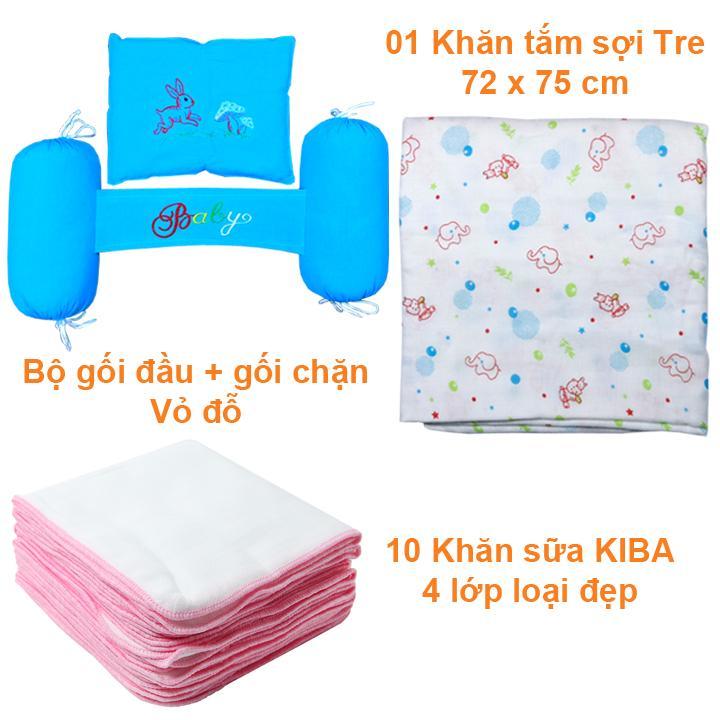 Set 13 món phụ kiện an toàn cho trẻ sơ sinh KT2GVD10KS4KB - KIBAshop