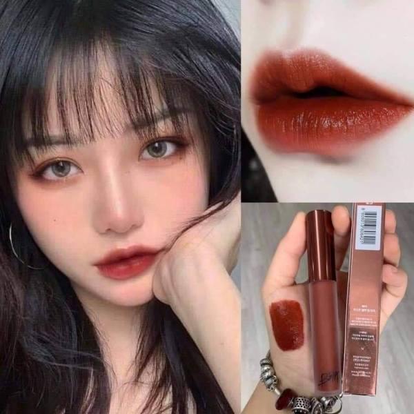 Son kem BBIA Last Velvet Lip Tint Màu 25 - Hàn Quốc