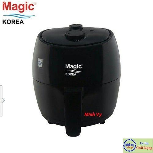 Nồi chiên nướng chân không đa năng 3,5L Magic Korea A85