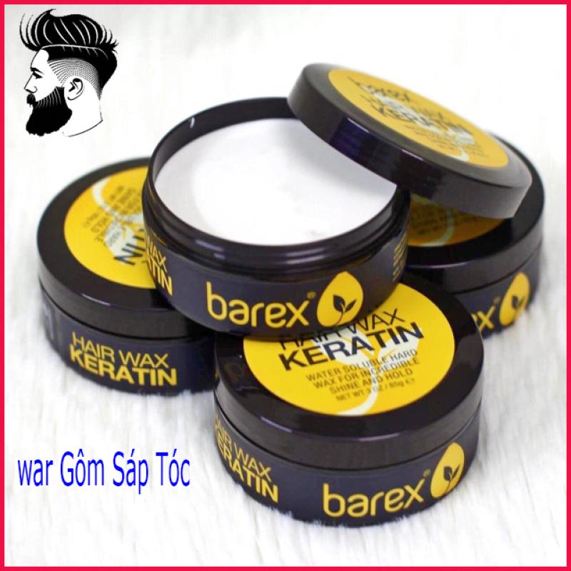 💥Sáp Vuốt Tóc Nam Nữ BAREX HAIR WAX KERATIN 100G CHÍNH HÃNG CỦA ĐỨC giá rẻ