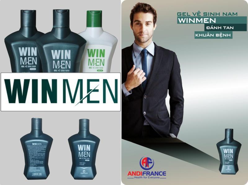 Gel vệ sinh Nam Winmen tặng BCS giá rẻ