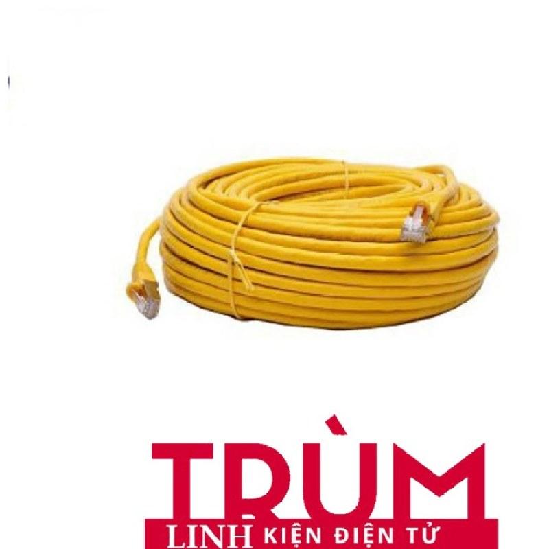 Bảng giá Free Ship- Cáp mạng internet/mạng LAN Cat 6E 3m 2 đầu bấm sẵn - Hàng Loại Tốt Phong Vũ
