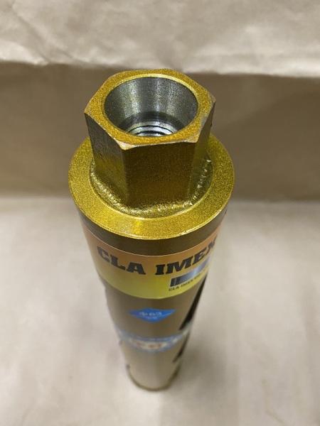 Mũi khoan rút lõi bê tông 63 khô CLA IMEX vàng