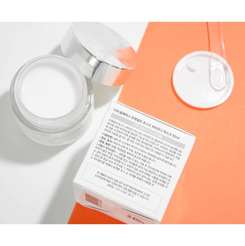 Kem dưỡng đa năng dưỡng ẩm chuyên sâu và ngăn chặn lão hóa hiệu quả Klairs freshly juiced vitamin E mask 90ml giá rẻ