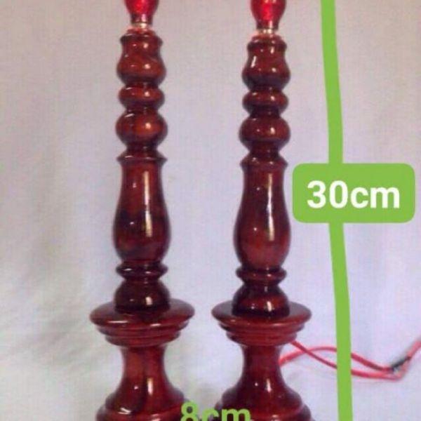 Bảng giá đèn thờ gỗ tràm.(đèn lớn)