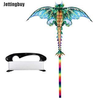 Jettingbuy Diều hình rồng 3D Pterizard có đuôi dành cho trẻ em và người lớn tập thể thao ngoài trời - INTL thumbnail