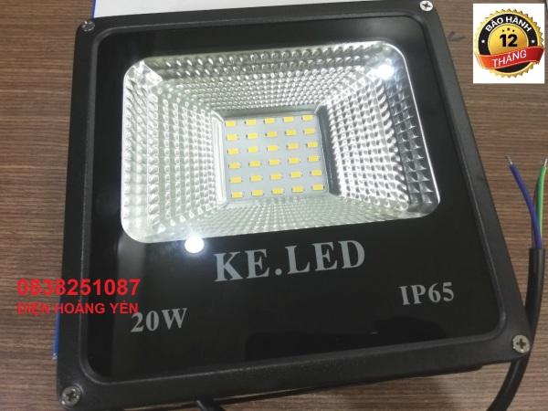 Bảng giá Đèn pha LED 20W siêu sáng FLOOD LIGHT