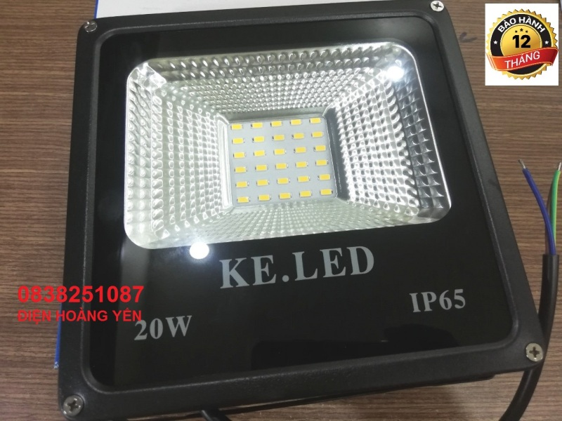 Đèn pha LED 20W siêu sáng FLOOD LIGHT